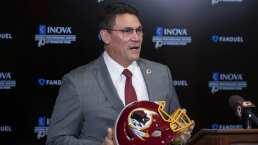 Ron Rivera se pronuncia a favor de las protestas en la NFL