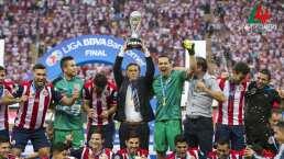 ¡Se vale llorar! Recuerda el último título de Chivas en 2017