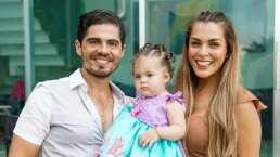 'La Jarocha' celebró el primer año de su bebita y terminó en tremendo fiestón