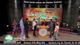 ¿Qué tanto sabes de Héctor Suárez?
