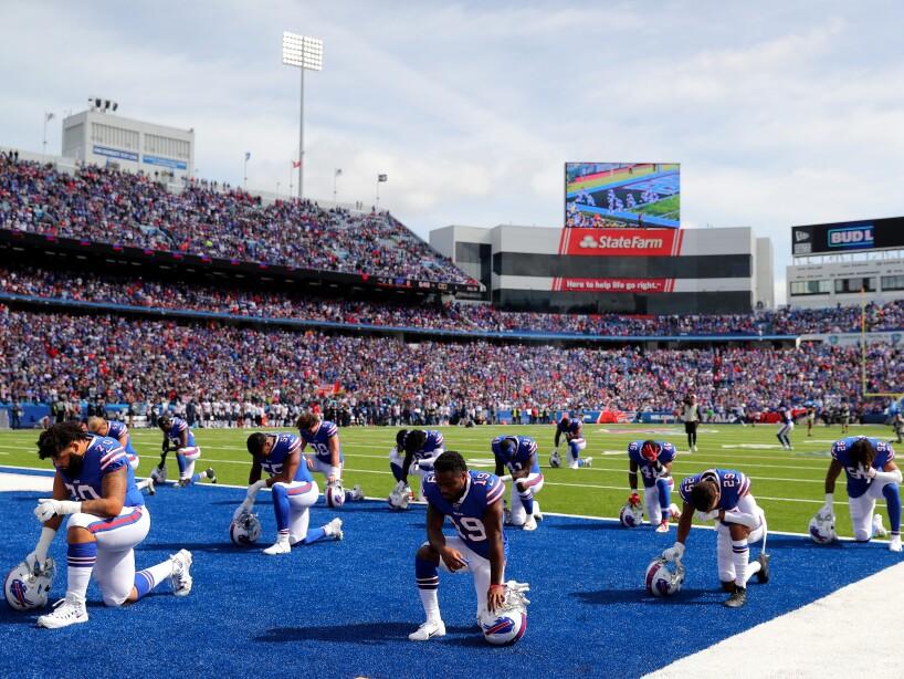 New England Patriots vBuffalo Bills