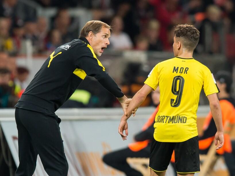 1.BL: Bayer 04 Leverkusen - BV Borussia Dortmund