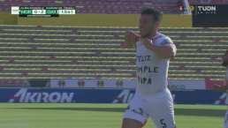 Morelia no despierta y Alebrijes le marca el 0-2 en tiro de esquina