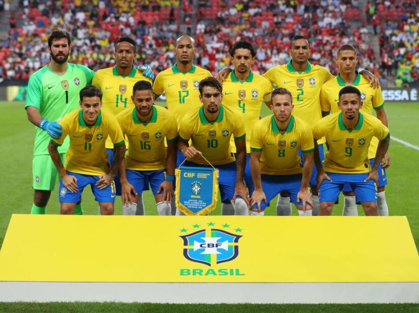 Brazil v Korea Republic - International Friendly