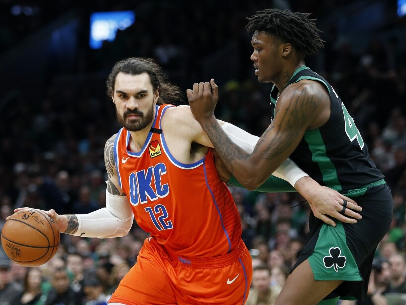 Steven Adams, Robert Williams III