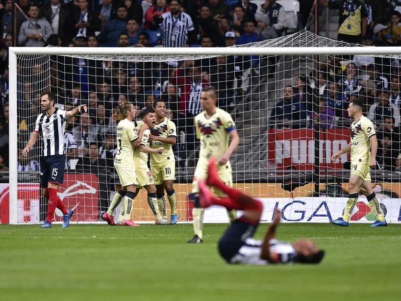 Monterrey v America - Torneo Clausura 2020 Liga MX