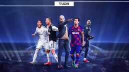 Los 10 grandes duelos que pueden darse en la Champions League