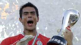 Oswaldo Sánchez y el contrato con Santos hecho a mano