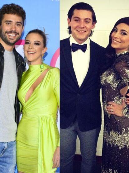 Jacky Bracamontes, Fernanda Castillo y Ana Brenda llaman la atención por su belleza, pero pocos saben que tienen hermanos igual de guapos. ¡Conócelos!