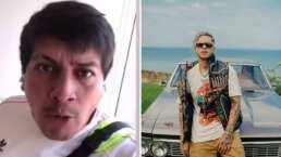 El tiktoker que molestó a Kim Loaiza responde a JD Pantoja tras enfrentamiento que lo dejó con el ojo morado