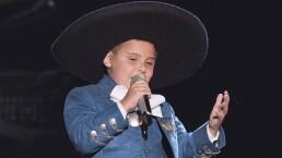 Ponchito Sandoval abrió el programa de audiciones de La Voz Kids