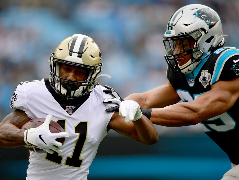 New Orleans Saints v Carolina Panthers
