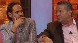 Israel Jaitovich le preguntó a Alfredo Adame por qué despierta pasiones en Carlos Trejo