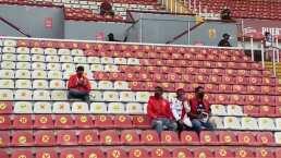 El Estadio Victoria vuelve a cerrar sus puertas a la afición