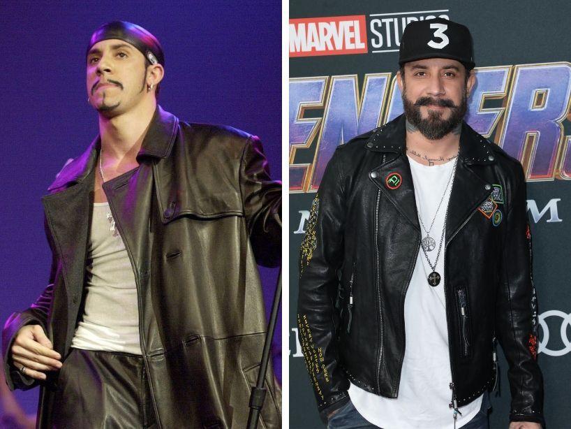 Los Backstreet Boys regresan a México: Así ha sido el antes y después de sus integrantes