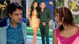 """""""Soy re buena para fingir"""": Kimberly Flores y Edwin Luna recrean divertida escena de 'La Familia P. Luche'"""