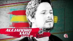 ¡Alejandro Sanz, segundo coach de La Voz… México 2016!
