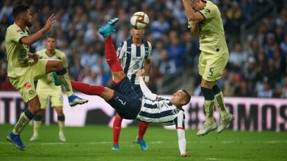 Rogelio Funes Mori marcó el gol definitivo para darle ventaja de 2-1 a Rayados de Monterrey en la Final de ida ante América.