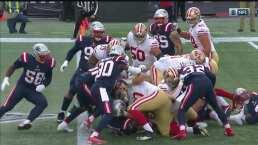 ¡Golpean primero los 49ers! Wilson logra una anotación de 3 yardas