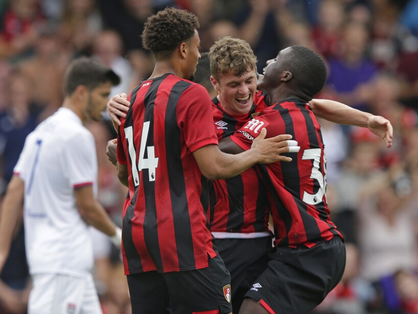 AFC Bournemouth v Lyon - Pre-Season Friendly