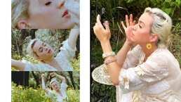 """Katy Perry compartió el detrás de cámaras de su video """"Daisies"""""""