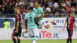 Insultos racistas opacan triunfo de Inter ante Cagliari