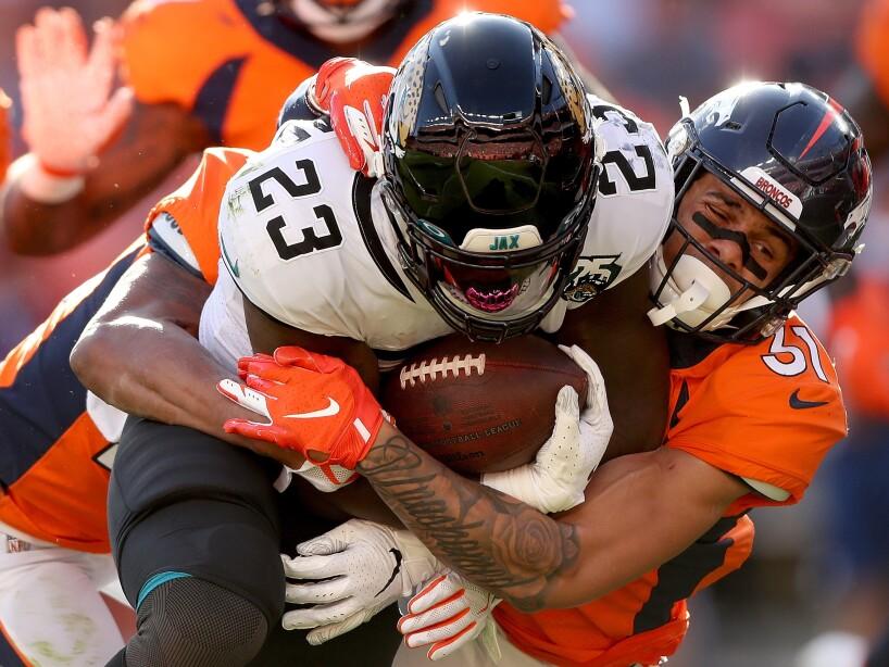 Jacksonville Jaguars vDenver Broncos