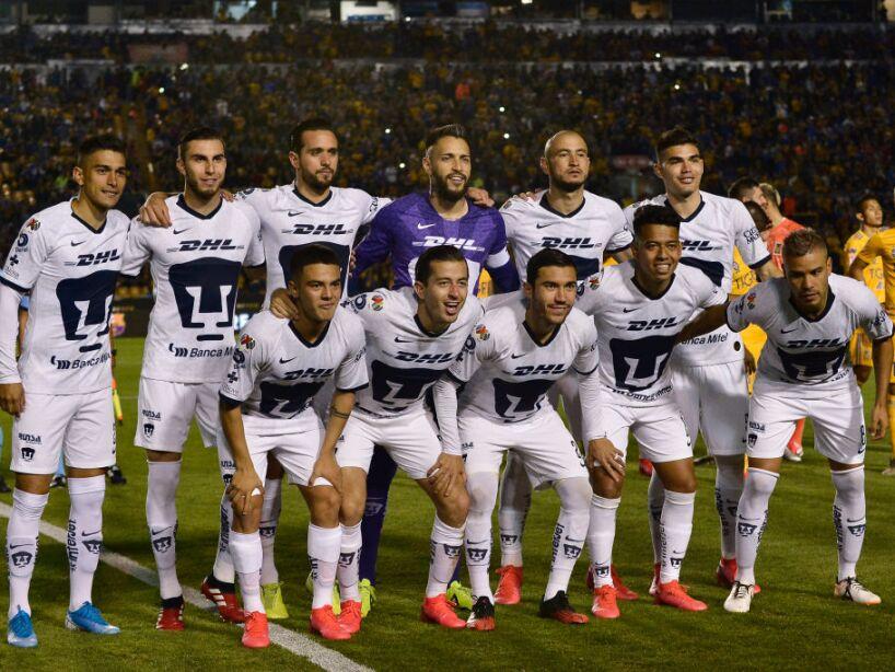 Tigres UANL v Pumas UNAM - Torneo Clausura 2020 Liga MX