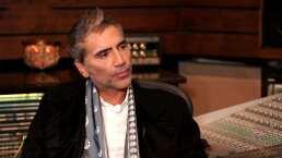 Alejandro Fernández abandonó la carrera de arquitectura para poder incursionar en la música