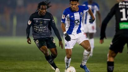Académico Viseu y Porto no lográn hacerse daño y se van con un empate en la ida de la semifinal de la Taça de Portugal.