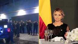 Video: Frustran intento de robo en la casa de Angélica Rivera: hay dos detenidos