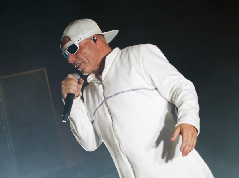 Claudio Yarto lució feliz por regresar a rapear con Caló tras 16 años de ausencia