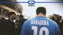 ¡Culto al 10! Las ofrendas de Nápoles a Diego Armando Maradona