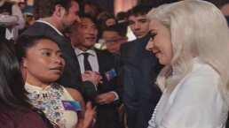 Yalitza Aparicio convivió con Lady Gaga y Bradley Cooper en evento previo a los Oscar