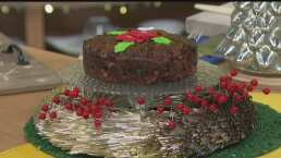 'FRUIT CAKE': Te traemos la receta de este delicioso postre navideño