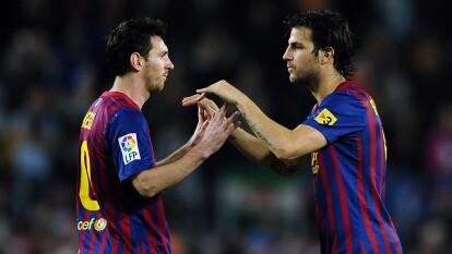 - Como parte del cumpleaños de Cesc, recordamos lo que sucedió entre él y Messi cuando se encontraron por primera vez en La Masía, en la cantera del Barcelona.
