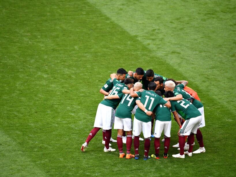 Brazil v Mexico: Round of 16 - 2018 FIFA World Cup Russia