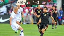 ¡Para festejar de nuevo! México gana la Copa Oro 2011 con golazo de Gio