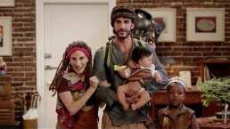 40 y 20: La nueva familia de Chío