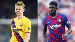 Barcelona tiene dos bajas sensibles para el juego ante Villarreal
