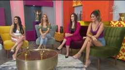 Jackie Sauza y Gala Montes hablan de 'La Mexicana y El Güero' y su nuevo tema de telenovela