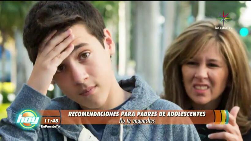 Cuando los hijos crecen: Aprende a lidiar con los problemas de la adolescencia