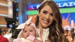 Ella es Bella, la hija de Marlene Favela, por primera vez mostrada en televisión