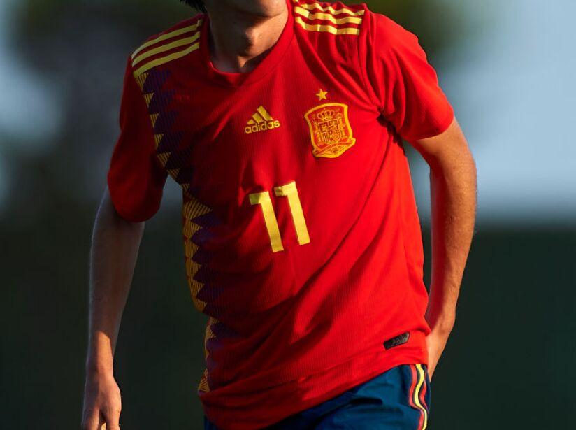U19 Spain v U19 Germany - International Friendly
