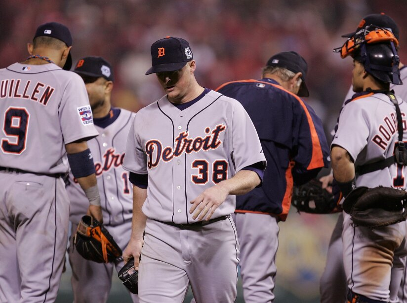 World Series Game 4: Detroit Tigers v St. Louis Cardinals
