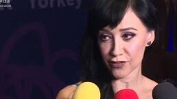 Susana Zabaleta revela el nombre de las cantantes a las que no se quiere parecer