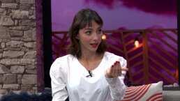 Natalia Téllez admite que sí podría tener una relación abierta; 'si se hablara de entrada, sí'
