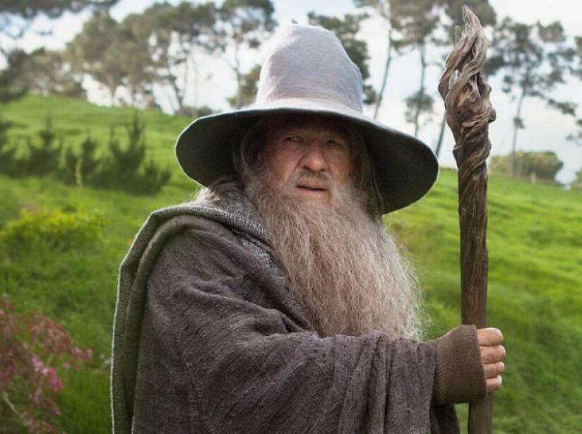 3. Gandalf: ¿Sean Connery en El Señor de los Anillos? Él era la primera opción, mucho antes que Ian McKellen.