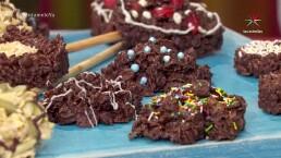RECETA: Enjambres de chocolate