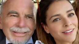 Al borde del llanto, Grettell Valdez recuerda a su papá: 'Todo el tiempo me brindó su amor'